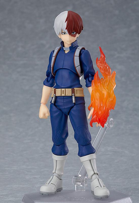 My Hero Academia: Shoto Todoroki (Figma)