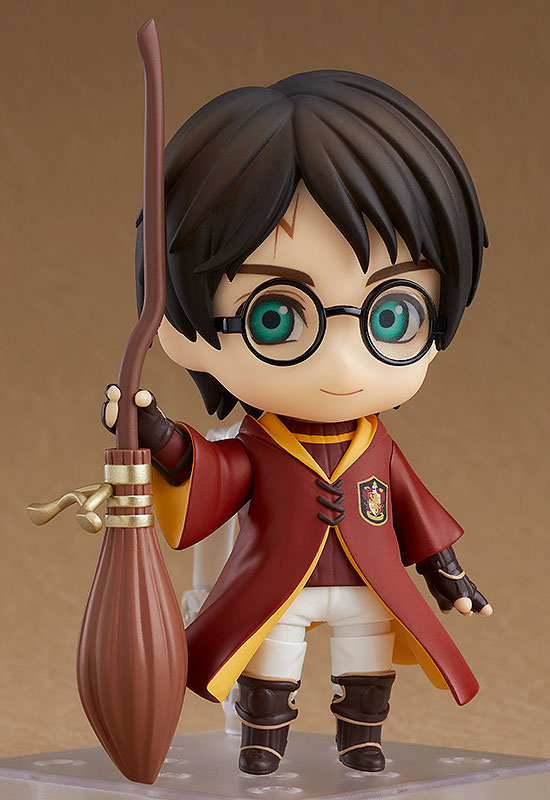 Harry Potter Quidditch Ver. (Nendoroid)