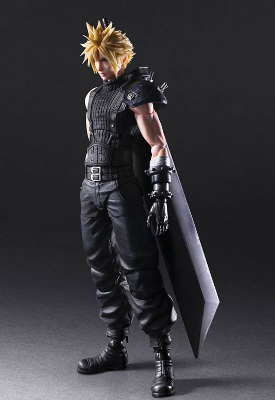 Final Fantasy VII Remake: Cloud Strife V.2 (Action Figure)