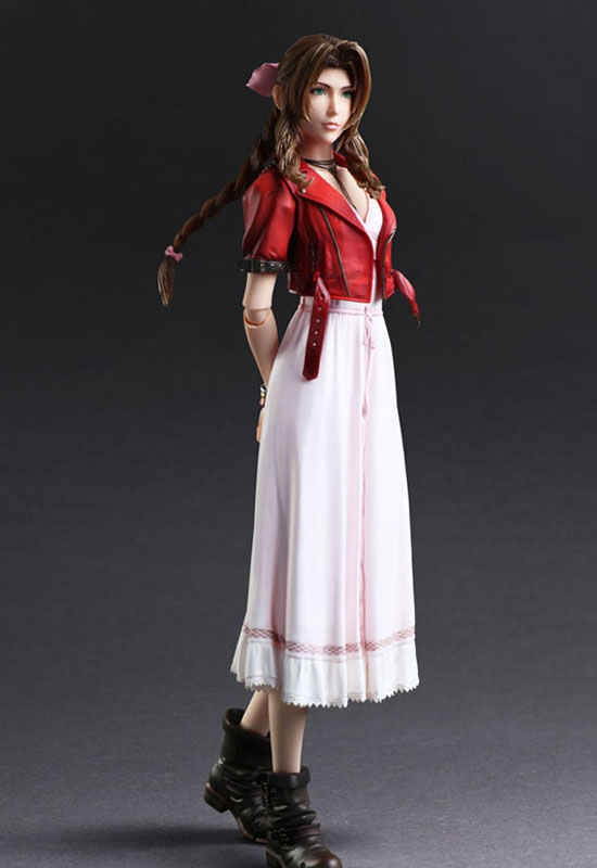 Final Fantasy VII Remake: Aerith Gainsborough (Action Figure)
