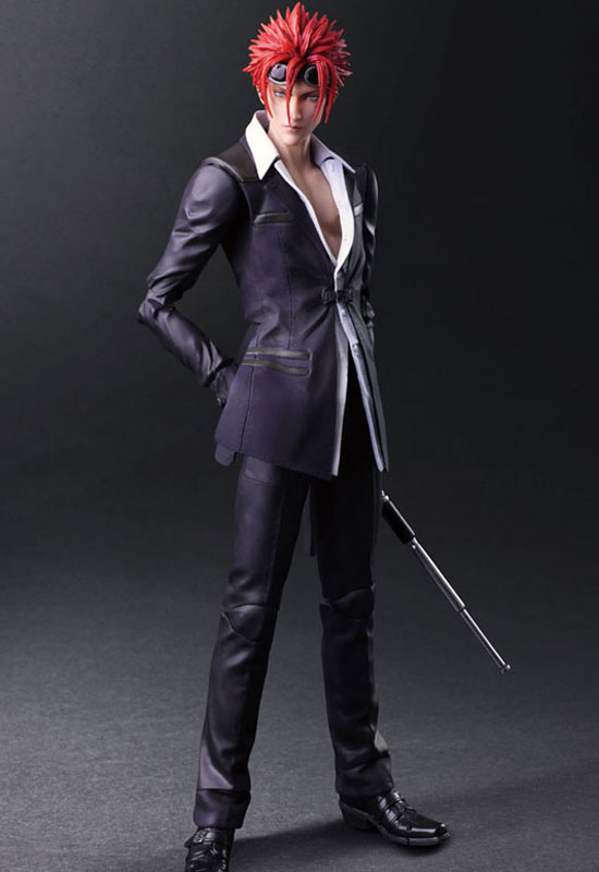 Final Fantasy VII Remake: Reno (Action Figure)
