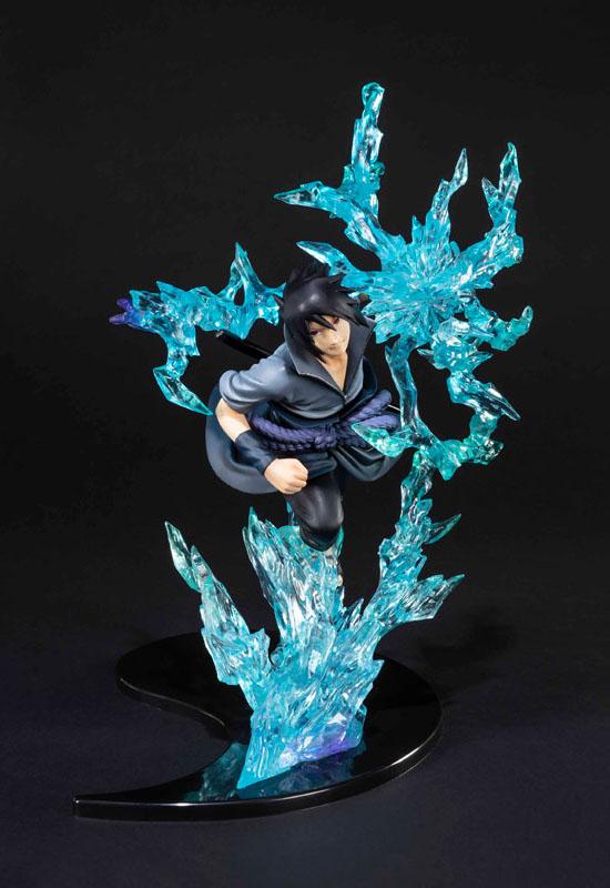 Naruto Shippuden: Sasuke Uchiha Kizuna Relation (Complete Figure)