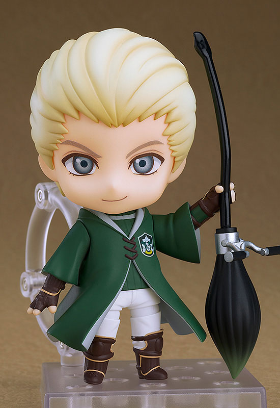 Harry Potter: Draco Malfoy Quidditch Ver. (Nendoroid)