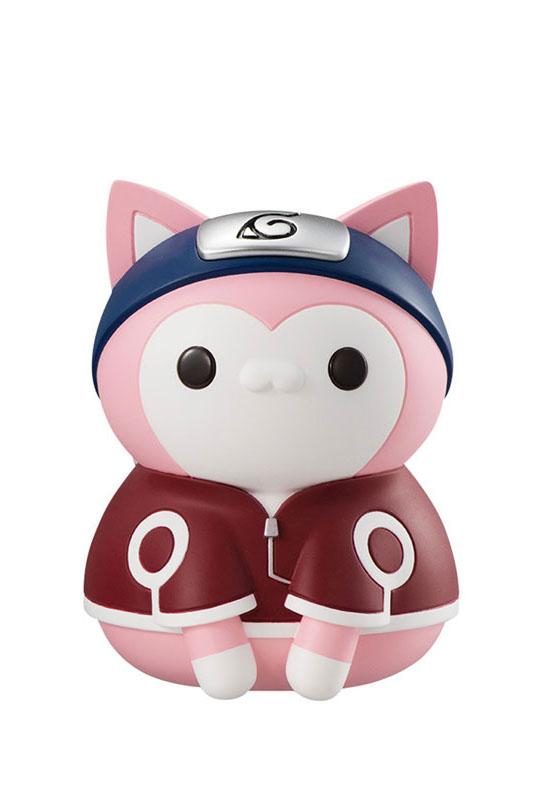 Naruto Nyan Tomo Ookina Nyaruto Series: Sakura Haruno (Complete Figure)
