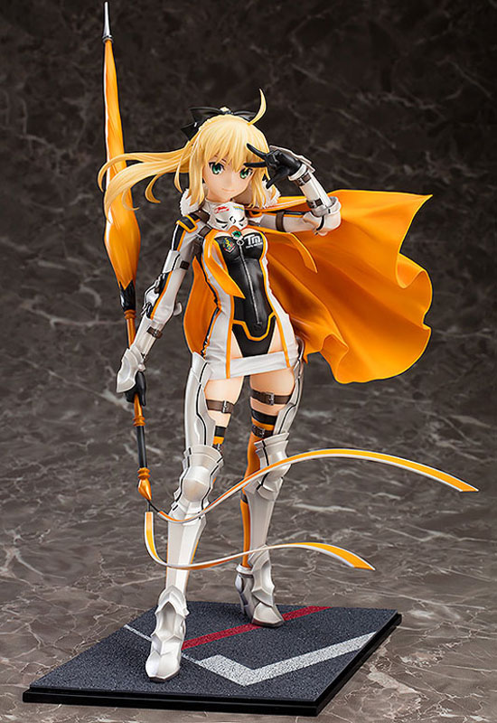 Altria Pendragon Good Smile & Type-Moon Racing Ver. (Complete Figure)