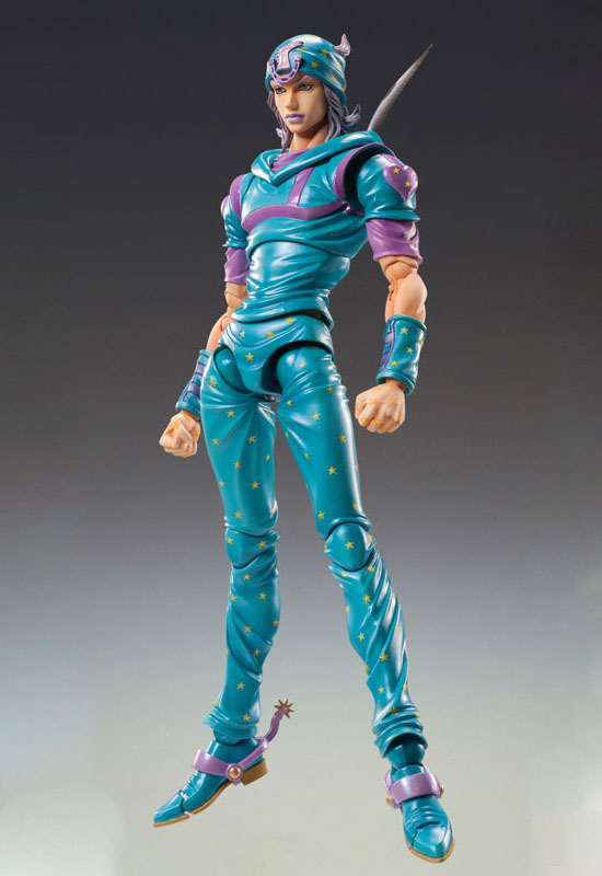 JoJo's Bizarre Adventure Part.VII: Steel Ball Run Johnny Joestar Second (Action Figure)