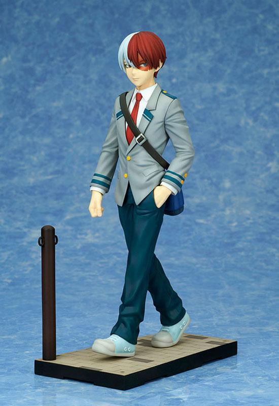 My Hero Academia: Shoto Todoroki School Uniform Ver. (Complete Figure)