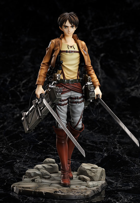 Attack on Titan: Eren (Complete Figure)