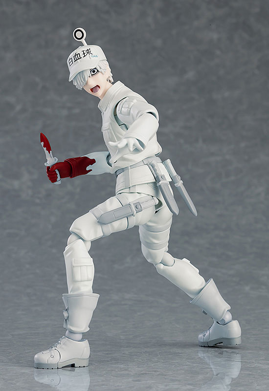 Cells at Work! White Blood Cell (Figma)