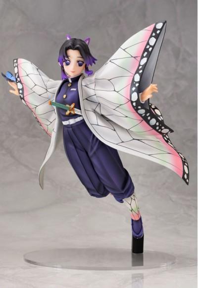 Demon Slayer Kimetsu no Yaiba: Shinobu Kocho (Complete Figure)