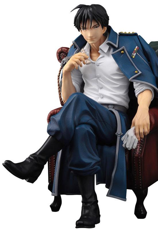 Fullmetal Alchemist: Roy Mustang (Complete Figure)