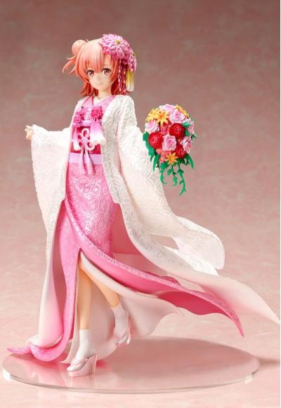 My Teen Romantic Comedy SNAFU. Completion: Yui Yuigahama White Kimono (Complete Figure)