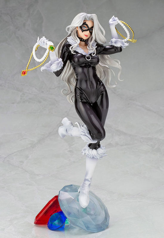 Marvel: Black Cat Steals Your Heart (Complete Figure)