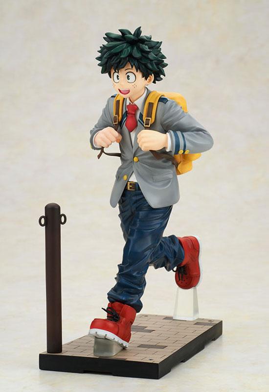 My Hero Academia: Izuku Midoriya Uniform Ver. (Complete Figure)