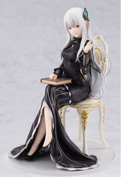 Re: ZERO - Starting Life in Another World: Echidna Tea Party Ver. (Complete Figure)