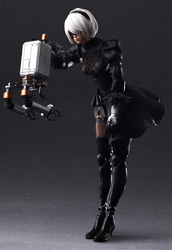 NieR Automata: YoRHa No.2 Type B DX Edition (Action Figure)