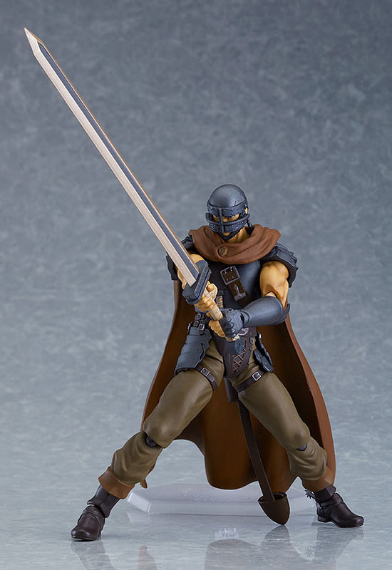 Berserk: The Golden Age Arc: Guts Band of the Hawk ver. Repaint Edition (Figma)
