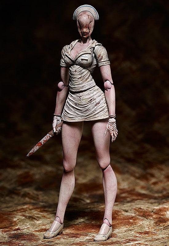 Silent Hill 2: Bubble Head Nurse (Figma)