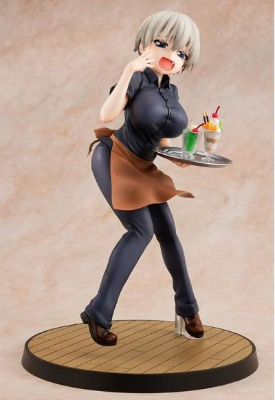 Uzaki-chan wa Asobitai! Hana Uzaki Manga Cafe Asia Ver. (Complete Figure)