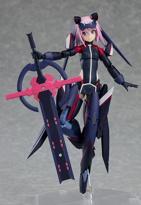 Alice Gear Aegis: Yotsuyu Hirasaka Brave (Figma)