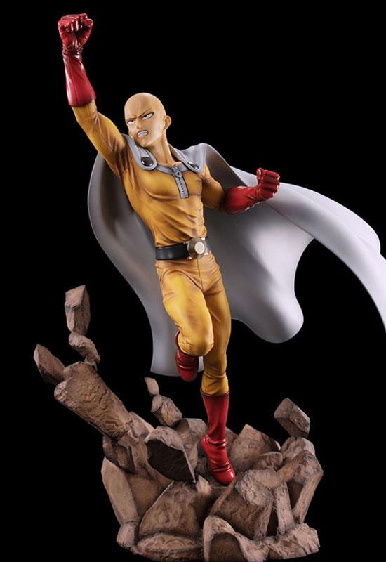 One-Punch: Man Saitama Breaking the Meteor Ver. Complete Figure) - Предзаказ!