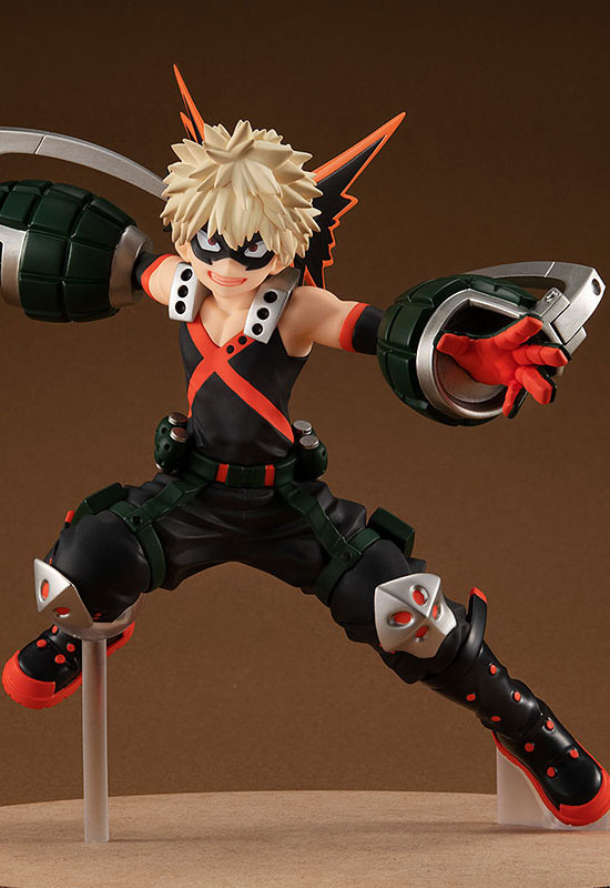My Hero Academia: Katsuki Bakugo Hero Costume Ver. (Complete Figure)