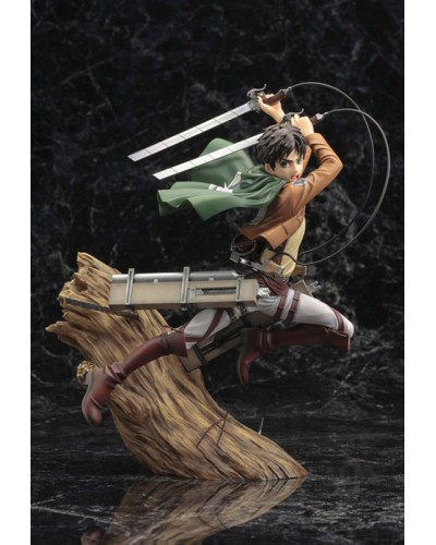 Attack on Titan: Eren Yeager Renewal Package Ver. (Complete Figure)