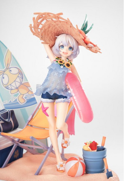 Houkai 3rd: Theresa Apocalypse Sunset and Sand Bar Ver. (Complete Figure)