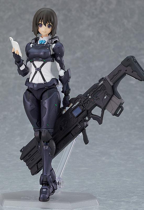 ARMS NOTE: ToshoIincho-san (Figma)