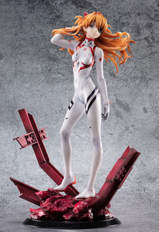 Evangelion: 3.0+1.0 Thrice Upon a Time: Asuka Langley Shikinami [Last Mission] (Complete Figure)