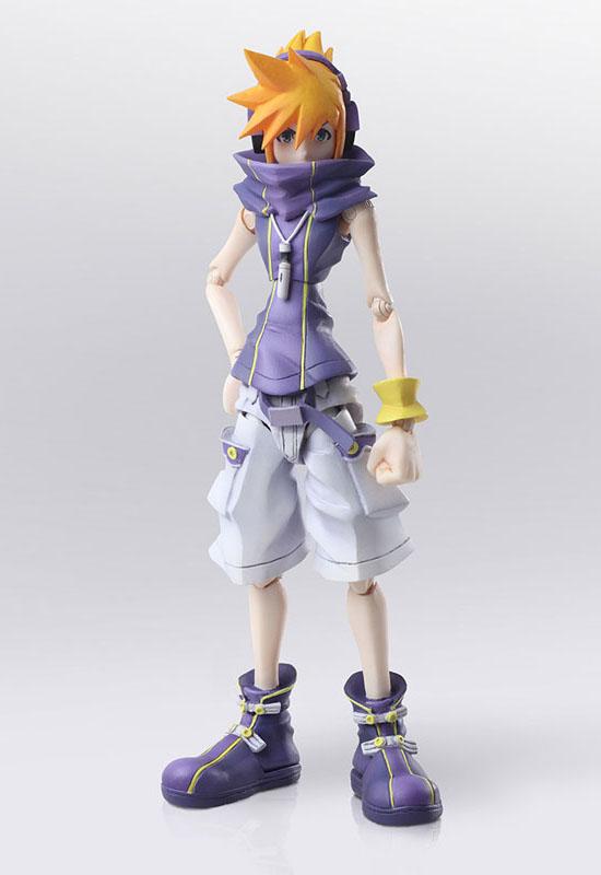 The World Ends with You: Neku Sakuraba (Action Figure)