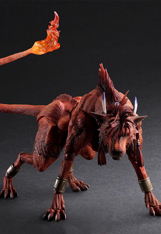 Final Fantasy VII Remake: Red XIII (Action Figure)