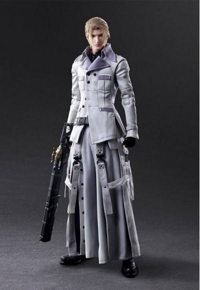 Final Fantasy VII Remake: Rufus Shinra (Action Figure)