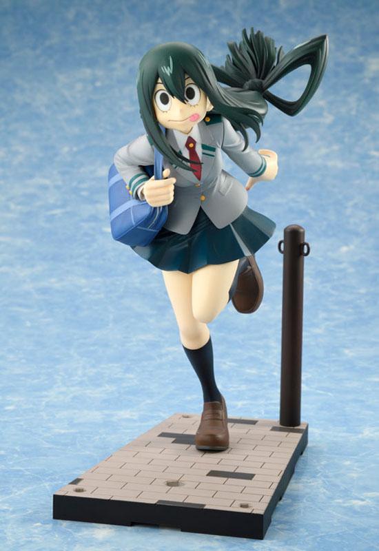 My Hero Academia: Tsuyu Asui School Uniform Ver. (Complete Figure)
