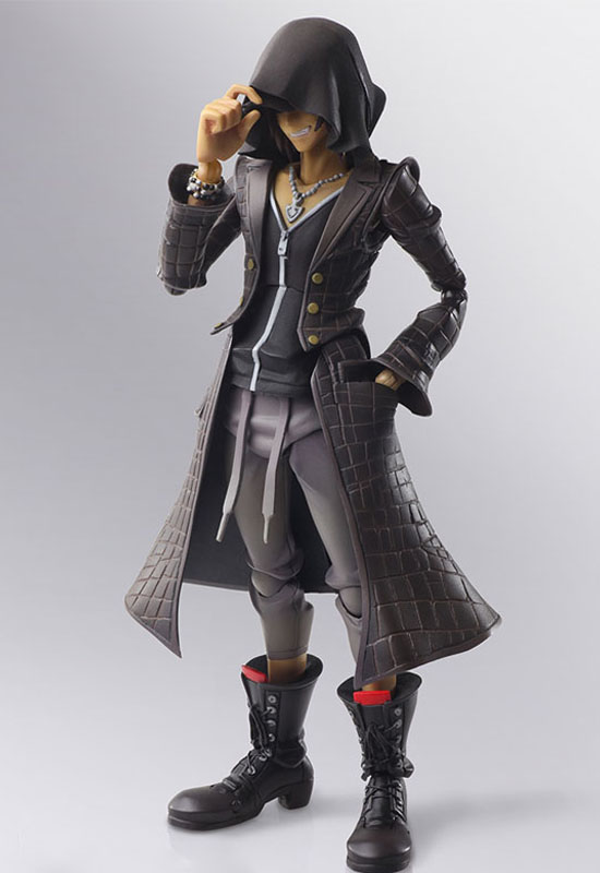 The World Ends with You: Minamimoto (Action Figure)
