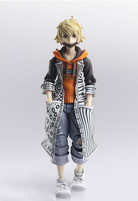 The World Ends with You: Rindo (Action Figure)