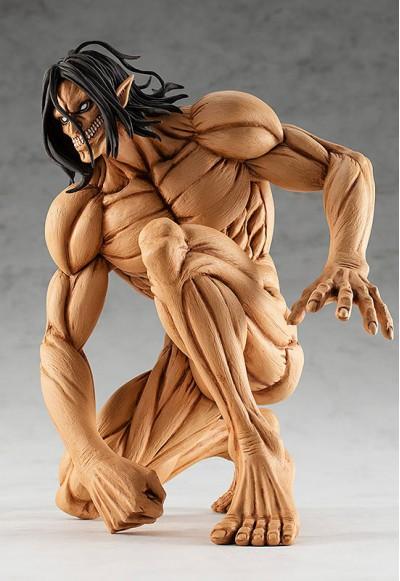 Attack on Titan: Eren Yeager Attack Titan Ver. (Complete Figure)