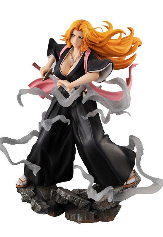 Bleach: Rangiku Matsumoto Arrancar Arc (Complete Figure)