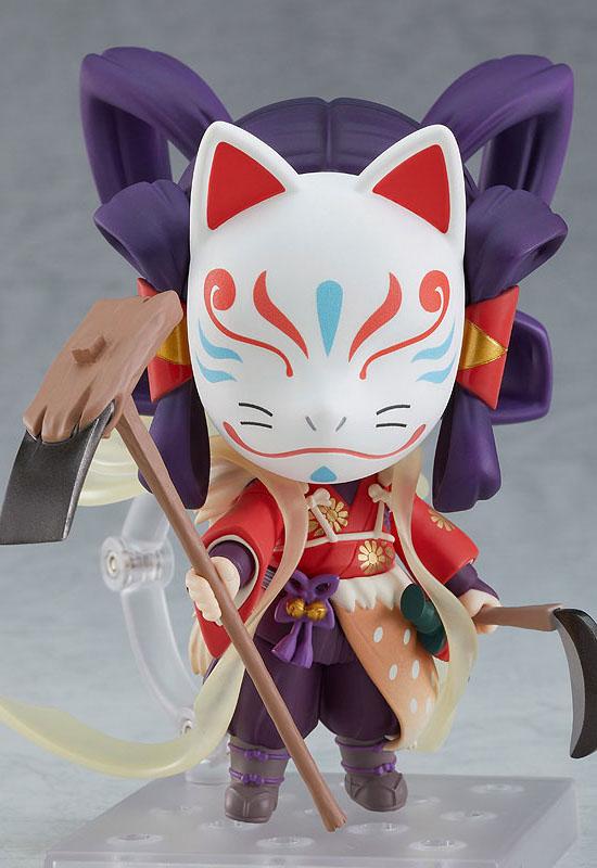 Sakuna Of Rice and Ruin: Princess Sakuna (Nendoroid)