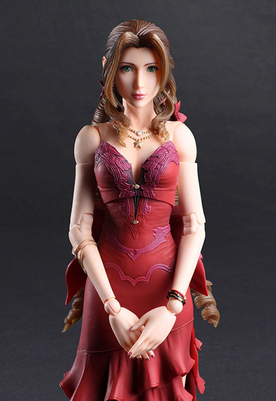 Final Fantasy VII Remake: Aerith Gainsborough Dress Ver. (Action Figure)