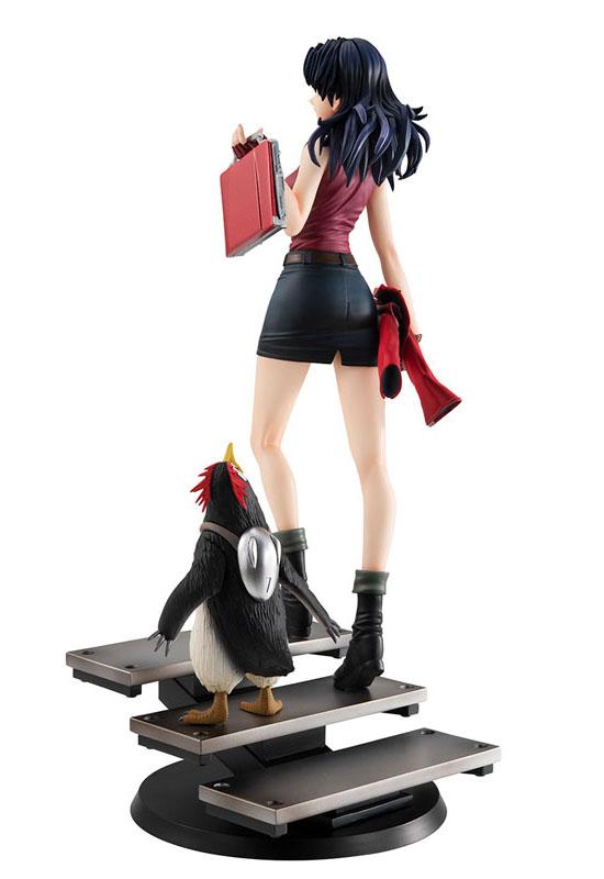 Rebuild of Evangelion: Misato Katsuragi & Penpen (Complete Figure)