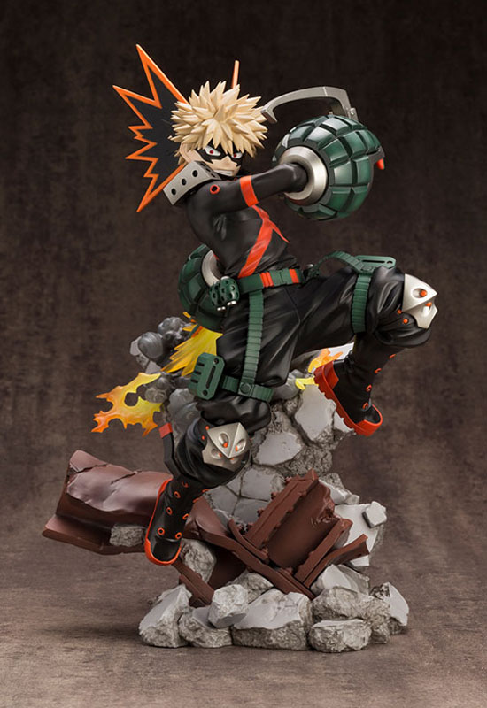 My Hero Academia: Katsuki Bakugo Ver. 2 (Complete Figure)