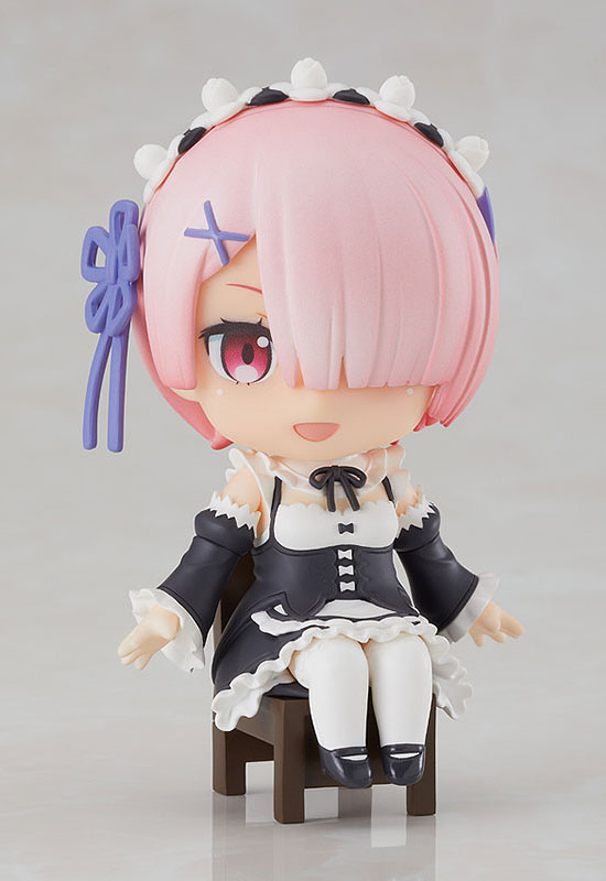 Re: ZERO -Starting Life in Another World: Ram (Swacchao!)