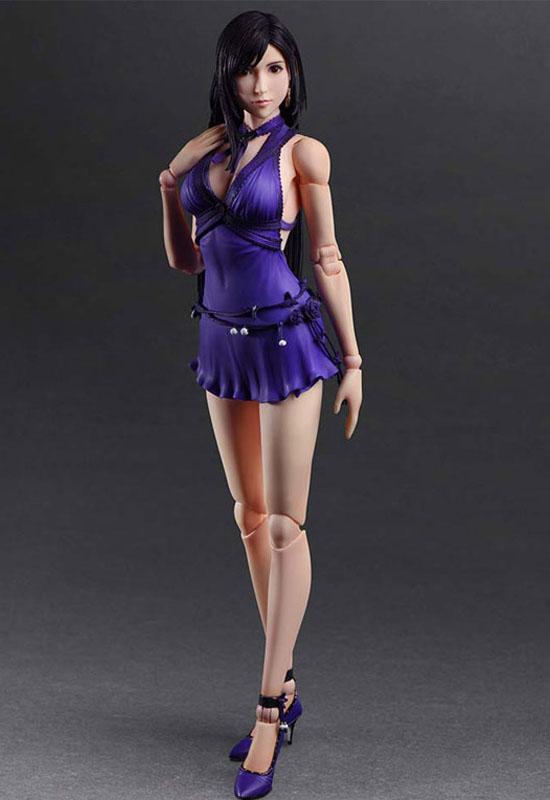 Final Fantasy VII Remake: Tifa Lockhart Dress Ver. (Action Figure)