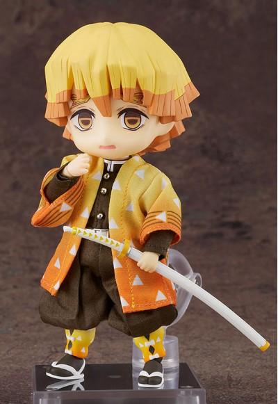 Demon Slayer Kimetsu no Yaiba: Zenitsu Agatsuma (Nendoroid Doll)
