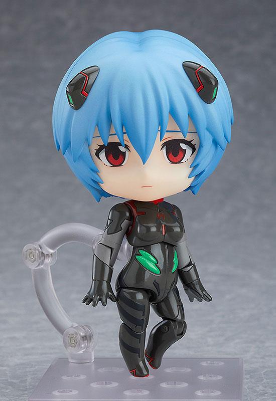 Evangelion: Rei Ayanami [Tentative Name] Plug Suit Ver. (Nendoroid)