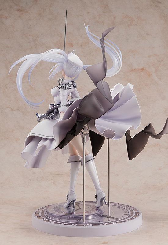 Date A Bullet Light Novel: White Queen (Complete Figure)