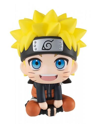 Naruto Shippuden: Naruto Uzumaki Look-Up (Mini Figure)