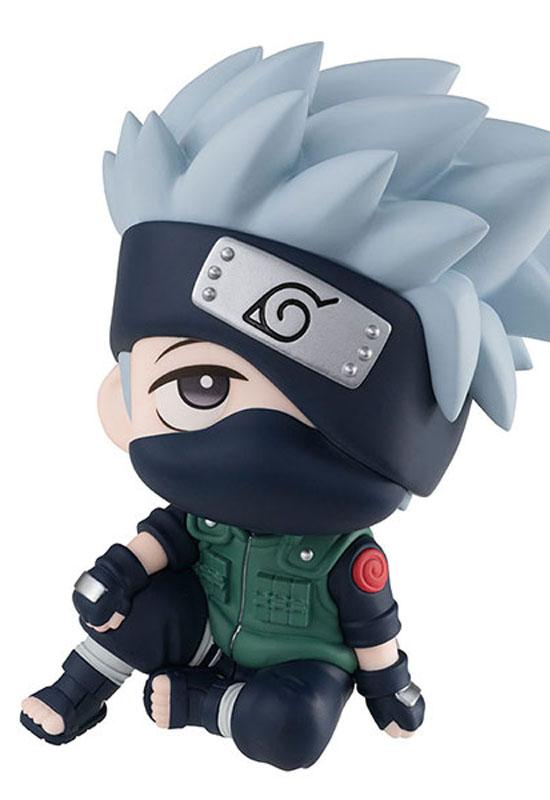 Naruto Shippuden: Kakashi Hatake Look-Up (Mini Figure)
