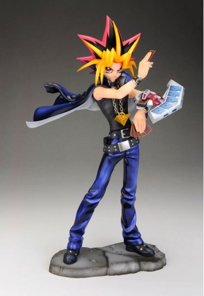 Yu-Gi-Oh! Duel Monsters: Yami Yugi (Complete Figure)
